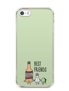 Capa Iphone 5/S Tequila, Sal e Limão - SmartCases - Acessórios para celulares e tablets :)
