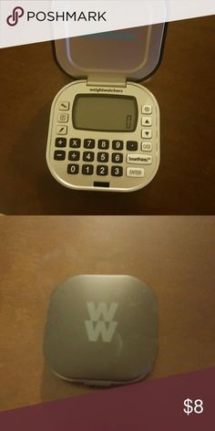 Weight watchers Smart Points Calculator Weight watchers calculator - works just fine! Rarely used. weight watchers Accessories