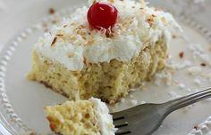 Ένα λαχταριστό, πεντανόστιμο κέικ για του λάτρεις του ινδοκάρυδου και όχι μόνο. Μια εύκολη    συνταγή για ένα κέικ διαφορετικό από τα συνηθισμένα με υπέροχη υγρή υφή του και την απίστευτη γεύση του που θα απογειώσει τον…