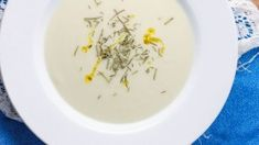 Make something delicious and different this week! Try Easy Cauliflower Coconut Bisque from @pbsfood