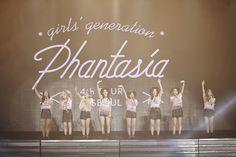 Girls' Generation Phantasia concert.