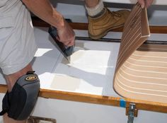 Here are some #services that you can ask from a #yacht #carpentry service providers.