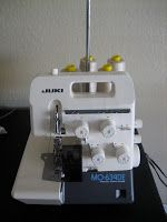 great tips for troubleshooting my beloved Juki serger