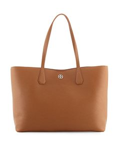 9a3486e22f46  toryburch  bags  leather  hand bags  tote   Pebbled