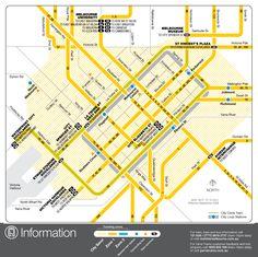 Victoria Harbour, St Kilda, City Maps, Public Transport, Brighton, Melbourne, Graphic Design, Visual Communication