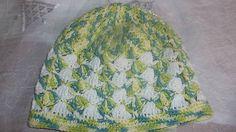 MelinetDecorCrochet / Letná chlapčenská čiapka