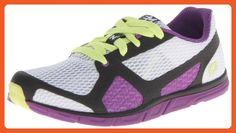 Pearl Izumi - Run Women's W EM Road N 0 Running Shoe,White/Black