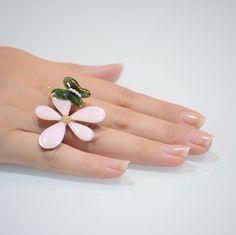 #kosmhma #daxtylidi #loyloydi #petalouda #jewelry #butterfly #flower