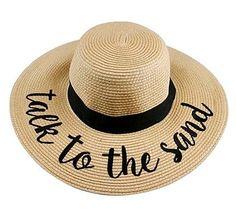 Secret Getaway Talk to the Sand Hat