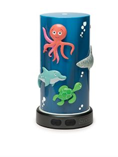 """It's an adventure under the waves! Little voyagers will love creating fantastical scenes with magnetic — or are they magic? — sea creatures, while they discover new ways to explore at every turn! Includes six magnets."" Direct URL: https://lilyrichman.scentsy.ca/shop/p/37964/deep-blue-sea-diffuser"
