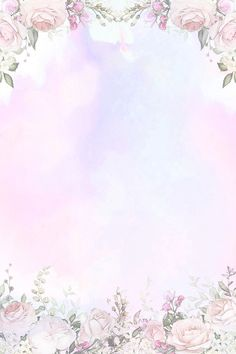 Little Fresh Flowers Romantic Pink Background Psd Layered Advertising Background Simple Background Images, Flower Background Wallpaper, Simple Backgrounds, Wallpaper Backgrounds, Wallpapers, Floral Wallpaper Phone, Framed Wallpaper, Frame Floral, Flower Frame