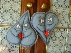Поделка изделие Поздравление Валентинов день Роспись Шитьё Сердечная история Клей Краска Нитки Сутаж тесьма шнур Ткань фото 2