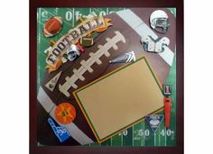 GO DEFENSE Premade Memory Album Page (Gallery Wood Shadow Box Frame Sold Separately) by theshadowbox on Etsy