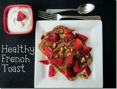 Healthy French Toast - Dash Diet