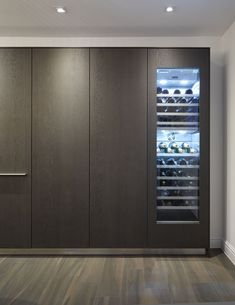 Gaggenau Wine Climate Cabinet
