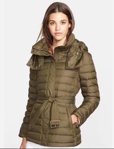 Free shipping and returns on Burberry Brit 'Copford' Quilted ... : burberry brit copford quilted jacket black - Adamdwight.com