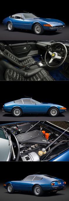 1968/73 Ferrari 365 GTB/4