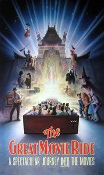 The Great Movie Ride  Walt Disney World MGM Studios