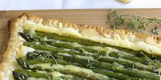 This holiday season don't let a main dish hog all the glory. Instead let guests feast on a festive spread of small plates and sides. Cheese Dishes, Cheese Recipes, Veggie Recipes, Asparagus Tart, Asparagus Recipe, Jarlsberg Cheese, Main Dishes, Side Dishes, Small Plates