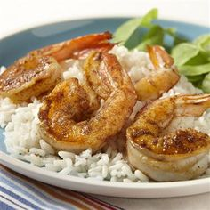 Bring traditional Louisiana flavors to your shrimp dish, and skip the salt and fat.