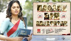 Nandita Swetha's Message Oriented Movie Akshara Physics, Image Search, Messages, Frame, Movies, Picture Frame, Films, Cinema, Film