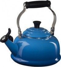 LE CREUSET Enamel on Steel Whistling 1.8 Quart Teakettle Marseille $59.96  1 DAY ONLY! ENTER 25% OFF COUPON CODE: PZB6K63O16 FREE SHIPPING * MONEY BACK GUARANTEE HAPPY MOTHER'S DAY! (Remember to Enter Coupon Code PZB6K63O16 at Checkout to receive your instant discount)