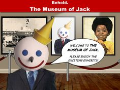 The Museum of Jack - fun & games as motivation for informal learning