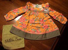 Check out this listing on Kidizen: Matilda Jane Top/Dress via @kidizen #shopkidizen