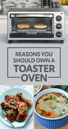 23 Incredibly Delicious Things You Can Do With A Toaster Oven Toaster Oven Cooking, Convection Oven Cooking, Toaster Oven Recipes, Microwave Oven, Toaster Ovens, Best Convection Toaster Oven, Easy Oven Recipes, Cooking Recipes, Cooking Tips