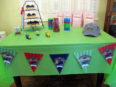 DIY Chuggington banner