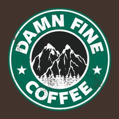 Damn Fine Coffee | TeePublic