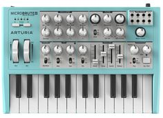 Arturia MicroBrute SE Limited Edition Analog Synthesizer – Synthtopia