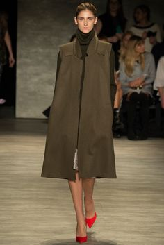 Daiane Conterato, Tome, Fall 2015 Ready-to-Wear