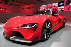 Toyota FT-1 | 2014 North American International Auto Show | TOYOTA MOTOR CORPORATION GLOBAL WEBSITE