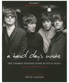 A Hard Day's Write Paperback