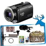 Sony CX560V Whitetail Package