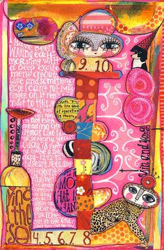 latest journal pages from teesha moore