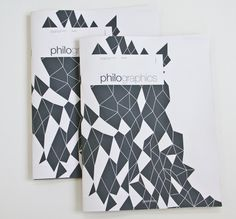 Philographics, a journal explaining philosophy through simple design by London-based Genis Carreras.