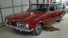 65 Plymouth Barracuda