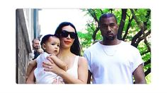 Kim Kardashian, Kanye West and daughter North cavort at the Children's Museum - NY Daily News