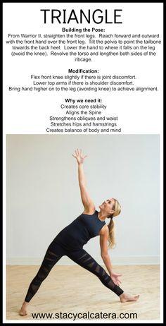 #stacycalcatera #triangle #yoga