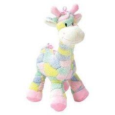Giraffe Rattle for Baby