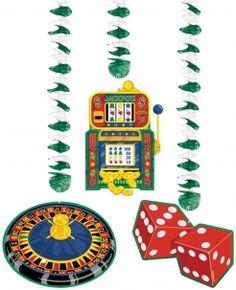 Casino Dangling Cutouts