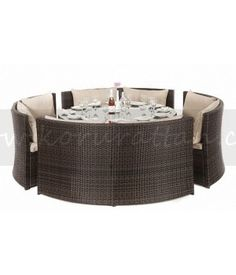 1000 Images About Maze Rattan Garden Dining Sets On Pinterest Rattan Dini