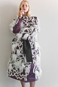 """Laura Juslin """"Finland is so far away from fashion capitals that you are able to perceive fashion from an outsider's perspective."""""""