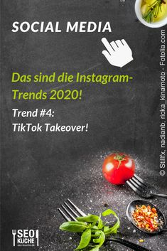 """Der Trend geht immer mehr hin zu authentischem Content und weg von den perfekten Videos oder Bildern aufwändiger Produktion. Warum die Plattform TikTok hier ins Spiel kommt, erfahrt ihr in unserem Blobeitrag zum Thema """"Das sind die Instagram-Trends 2020!"""". #Onlinemarketing #SocialMedia #SocialMediatends #TikTok #2020 E-mail Marketing, Content Marketing, Social Media Marketing, Social Media Trends, Pinterest Co, Facebook Content, Search Ads, Lokal, Local Seo"""