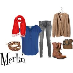 Nerdy side of me is taking over. Haha I love Merlin!