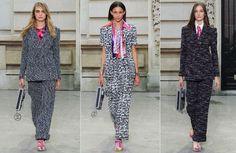 シャネル コレクション 01 を着用する準備ができて SS 2015 ガレージ若手パリ ロンドンファッションウィークの春夏 1701  32  女性ファッション