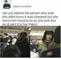 Boii I would too but seriously there's people that are seeing idols and celebrities in real life and not even knowing who they are whereas there are people like me and are international fans that can't even be in the same country as their idol like how lucky can a person be damnnnn.