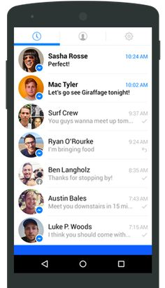 Starting today, we're testing an update to Messenger on Android that makes it a faster and more reliable mobile-to-mobile messaging experience. About Facebook, Free Facebook, Latest Facebook, Facebook Users, Facebook Messenger, Best Android, Android Apps, Free Android, Deactivate Facebook